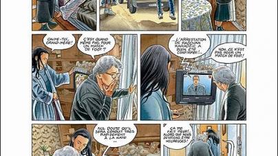 Francuski strip : Ivanin izbor