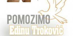 Pomozimo Edinu Troković