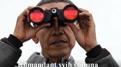 Obama, Jahač Tame