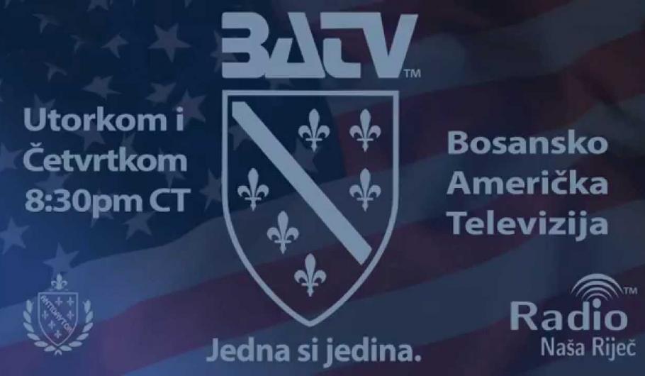 Radio Nasa Rijec i BosanskoAmericka Televizija