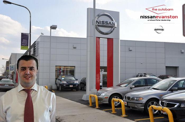 "AutoBarn Prodajni centar""Nissan"""