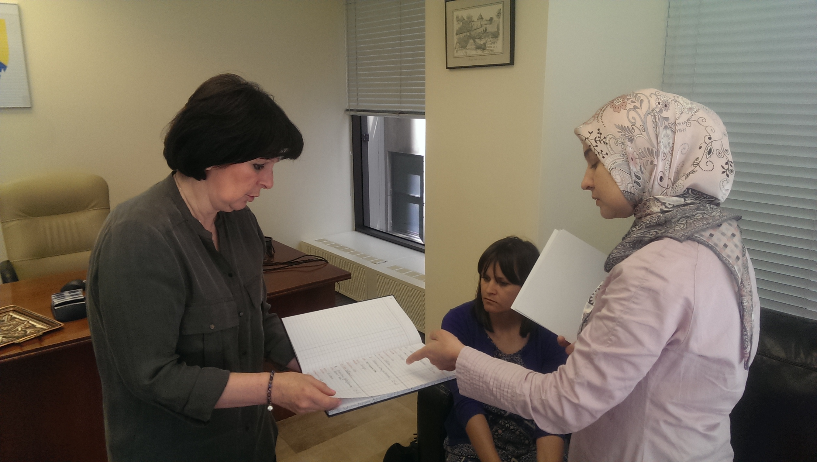 Generalni konzulat Čikago ugostio delegaciju Bosanske škole