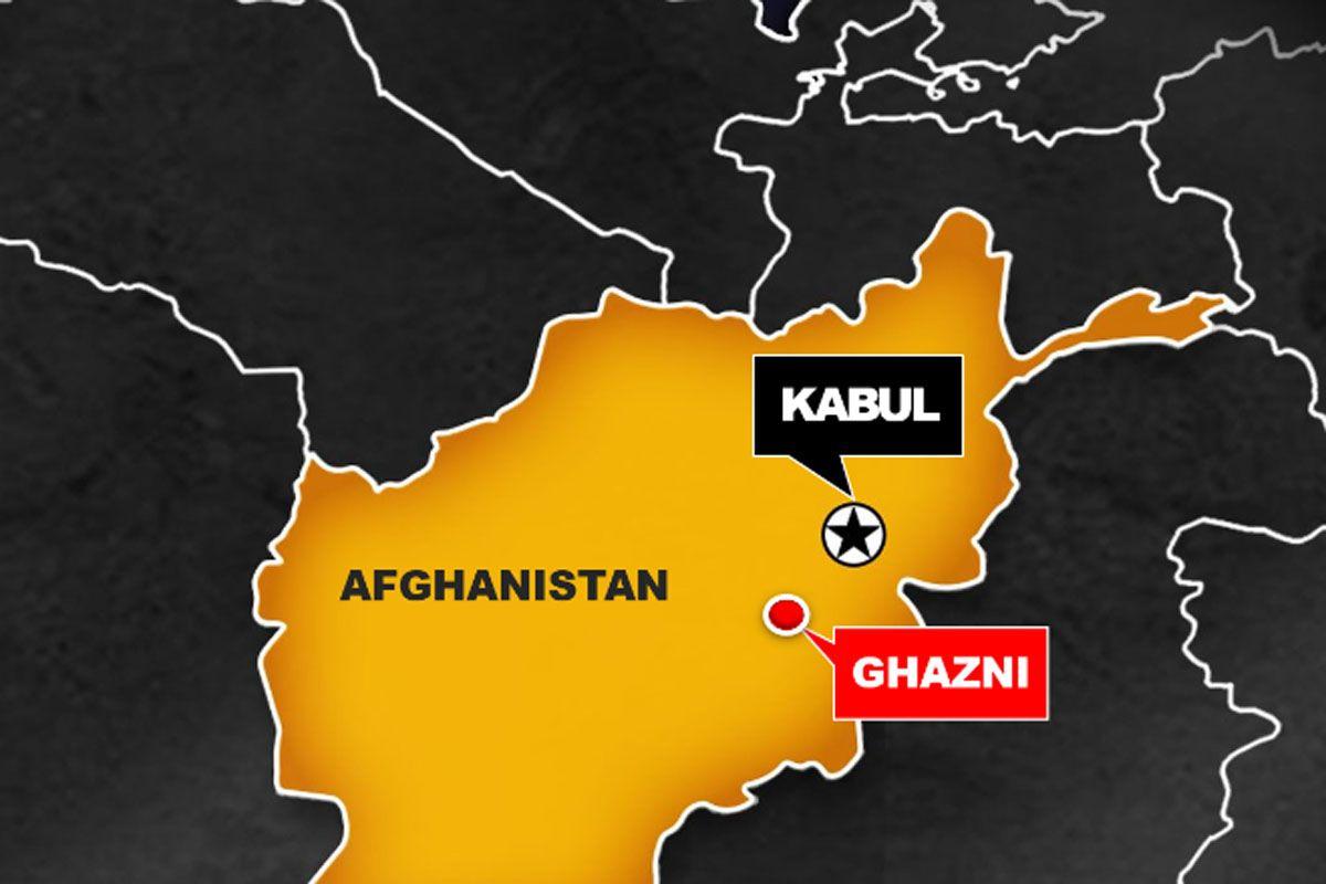 Avion koji je pao u Afganistanu pripadao američkoj vojsci