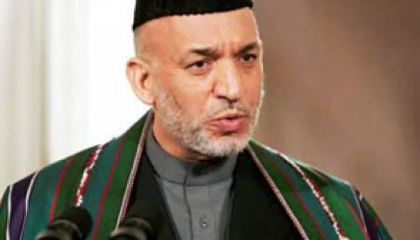Bivšeg predsjednika Afganistana  talibani stavili u kućni pritvor