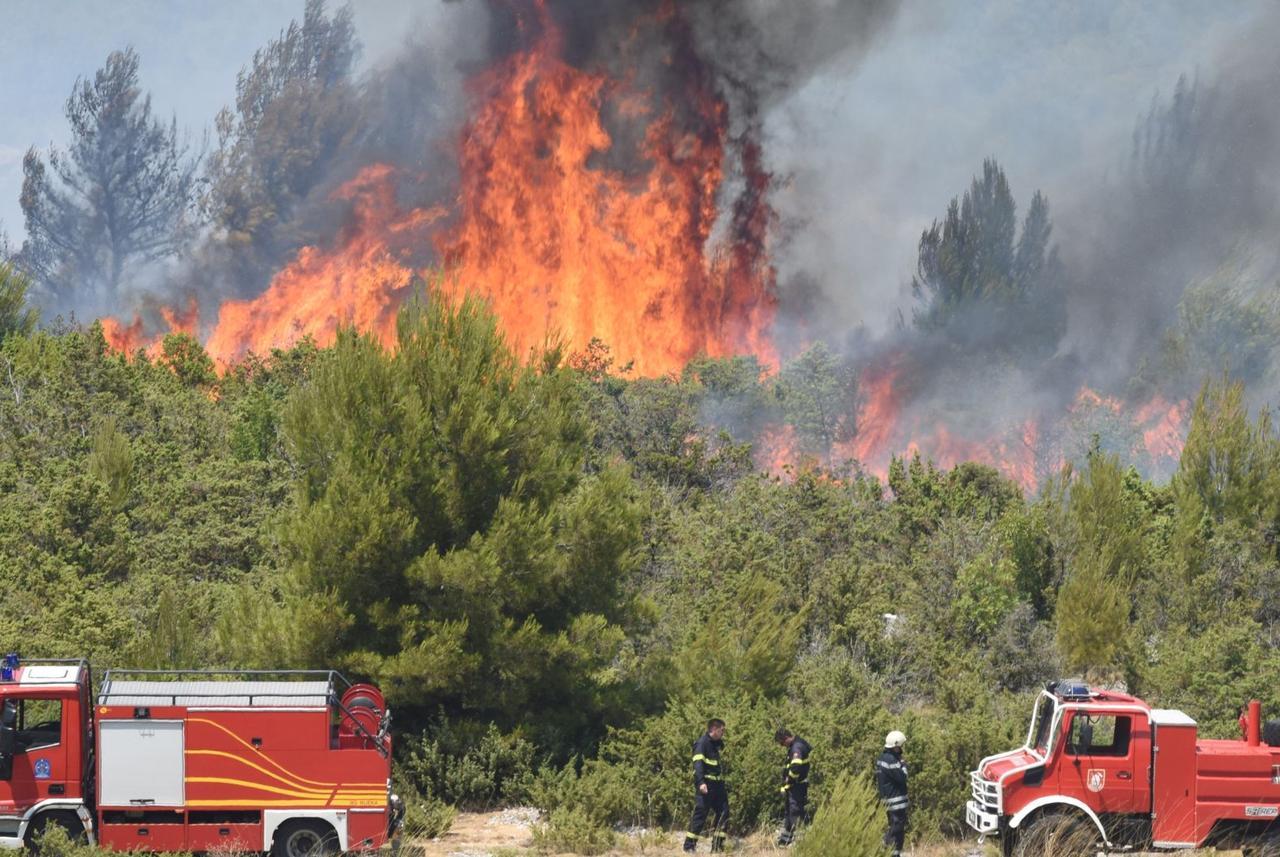 BiH čeka pomoć NATO-a i EUFOR-a u gašenju požara