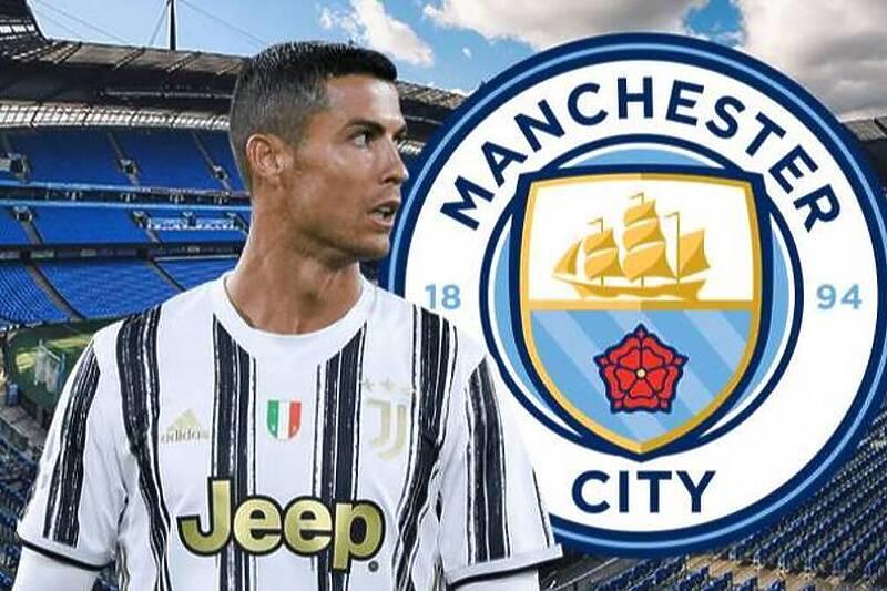 Ronaldo postaje novi igrač Manchester Cityja???